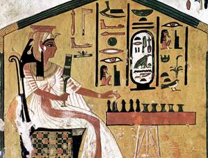 egyptisk schack
