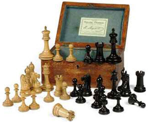 schack bord